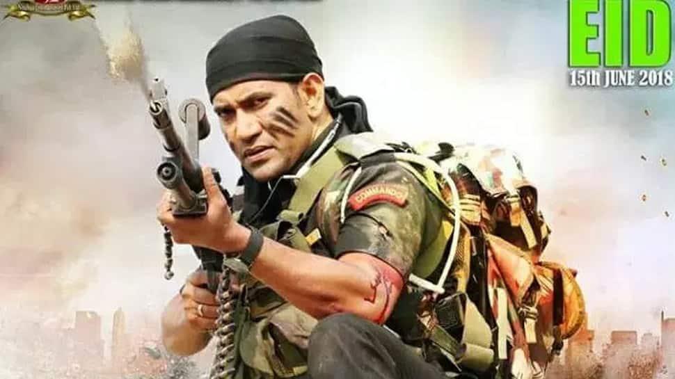Bhojpuri film favourite jodi Amrapali Dubey-Nirahua starrer 'Border' first look out — See photo