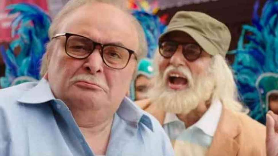 Amitabh Bachchan-Rishi Kapoor's 102 Not Out witnesses massive jump at Box Office