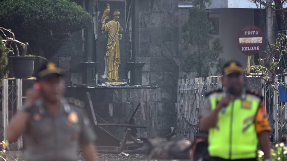 Suicide bombers attack Christians in Indonesia, at least 9 dead, 40 injured