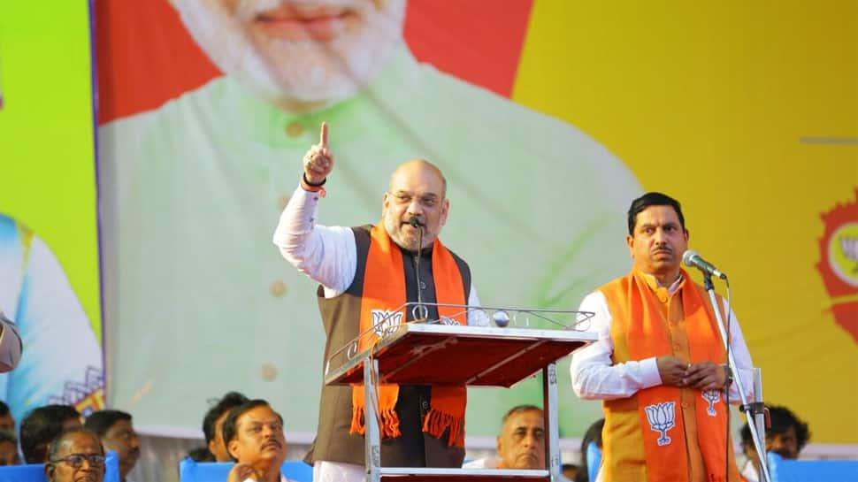 Amit Shah appoints Lakshminarayana, Raina as BJP's Andhra, Jammu and Kashmir chiefs