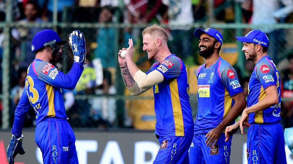 IPL 2018 points table after Matchday 37: RR move one position up to fifth with win over MI