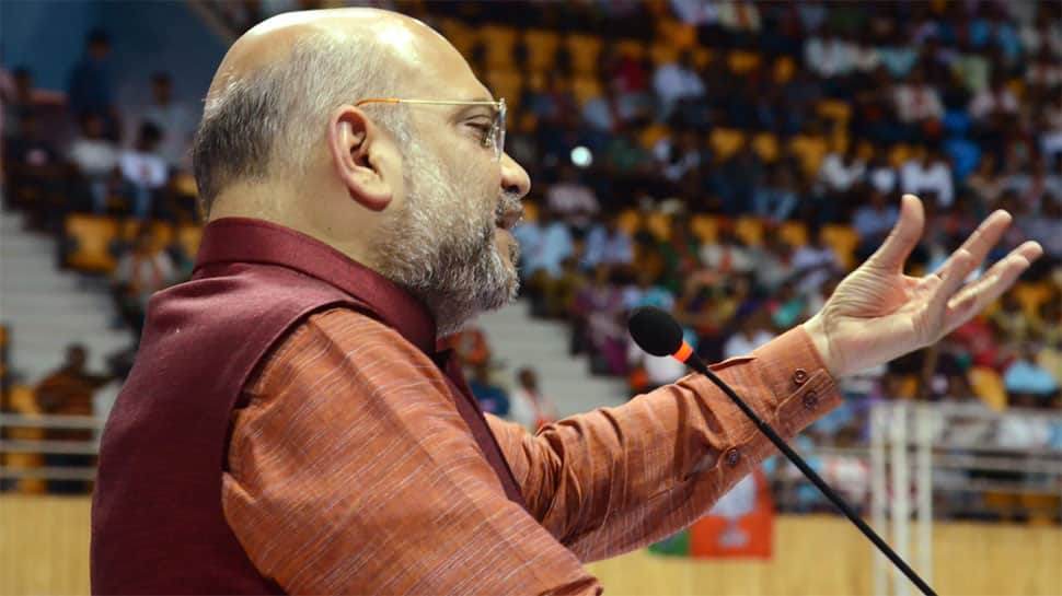In BJP, a person selling tea can also become PM: Amit Shah tells party workers in Goa