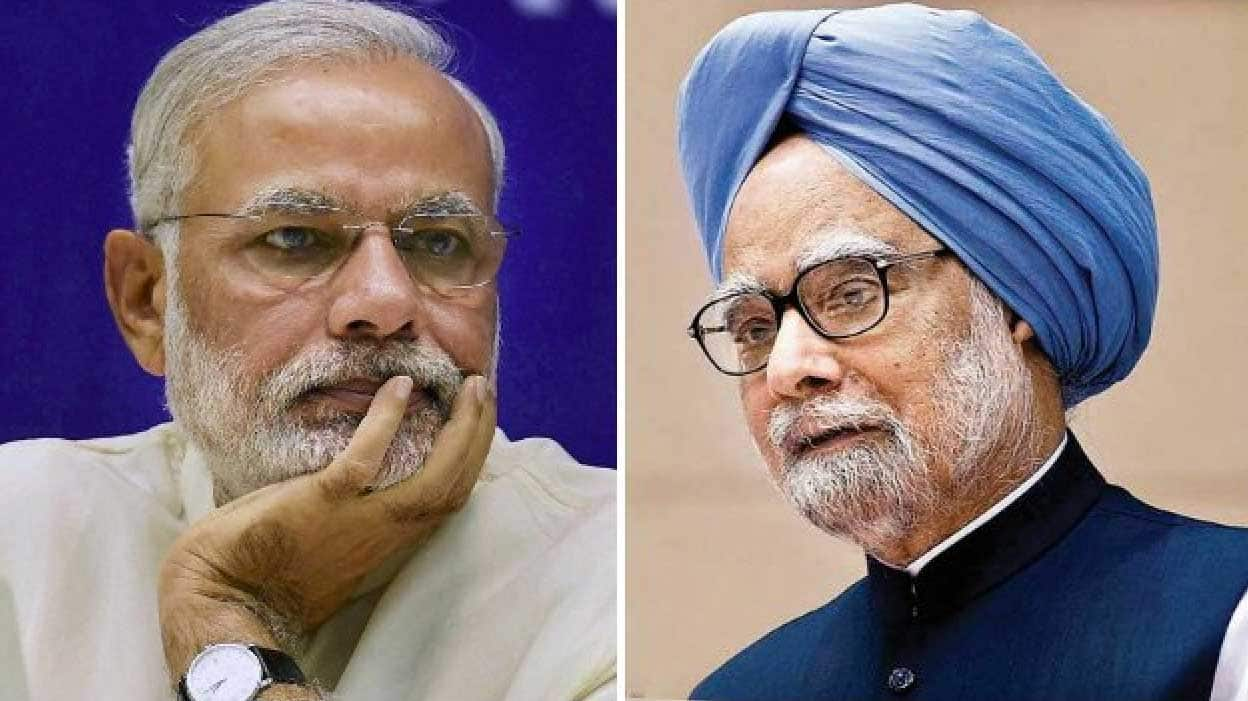Caution PM Narendra Modi over using threatening language for Congress leaders: Manmohan Singh writes to President Ram Nath Kovind