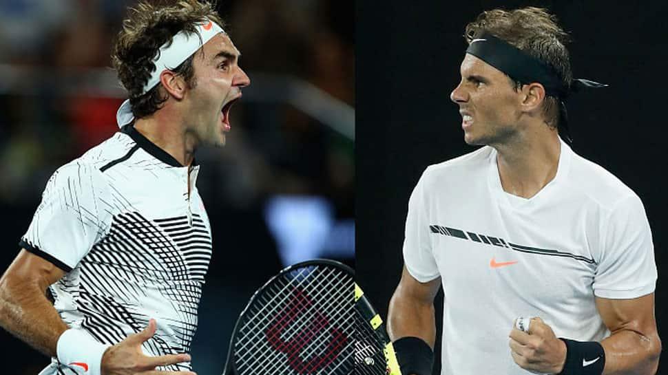 Roger Federer replaces Rafael Nadal as number one, Novak Djokovic on the slide