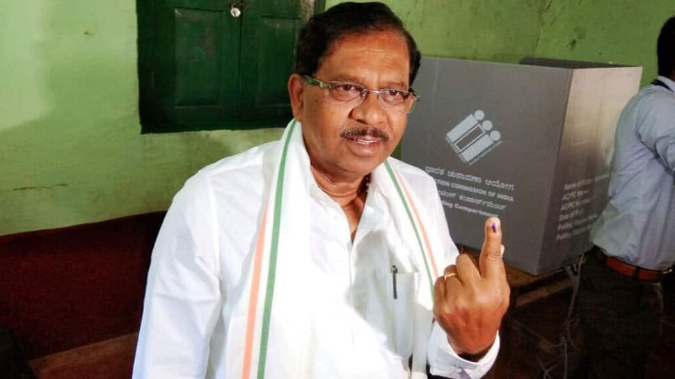 There are dozen aspirants for CM's post in Congress party: KPCC chief Parameshwara