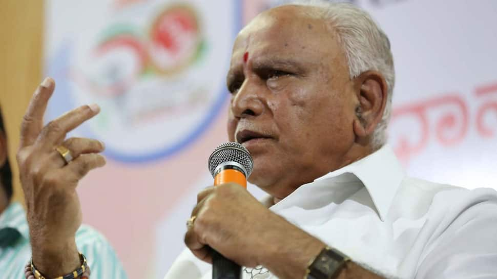 Yeddyurappa takes on Siddaramaiah for offering CM seat to Dalit