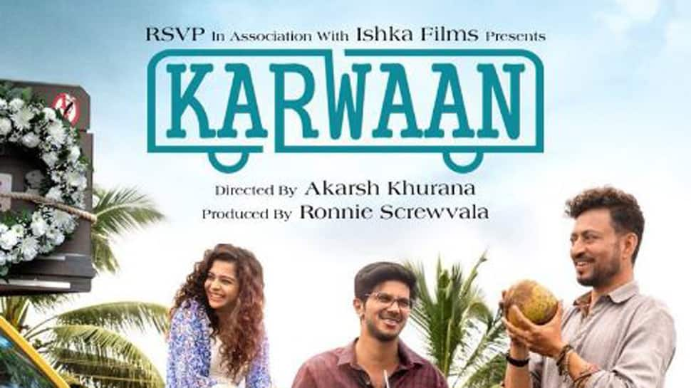 Irrfan Khan's 'Karwaan' to release on August 10