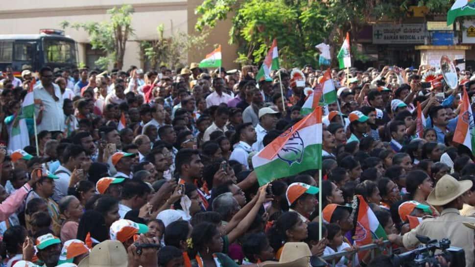 Karnataka Assembly Elections 2018 Live Results: KR Pura, Byatarayanapura, Yeshvanthapura, Dasarahalli, Mahalakshmi Layout, Malleshwaram, Hebbal, Pulakeshinagar, Sarvagnanagar, CV Raman Nagar, Shivajinagar, Shanti Nagar, Gandhi Nagar, Rajaji Nagar