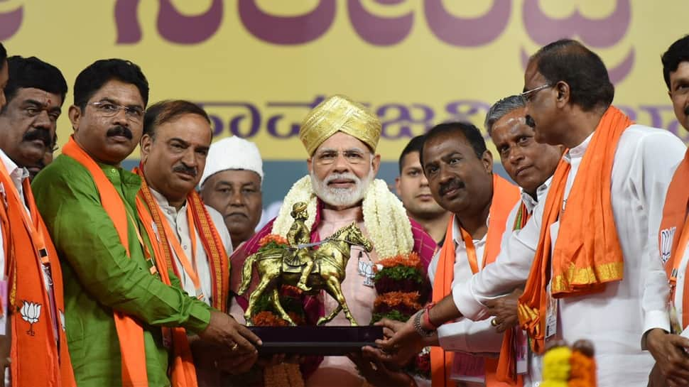 BJP leading in Shirahatti, the seat which traditionally chooses the winner in the state