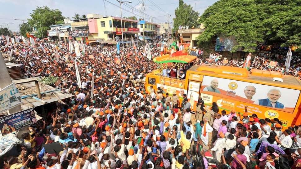 Karnataka Assembly Elections 2018 Live Results: Nelamangala Magadi, Ramanagaram, Kanakapura, Channapatna, Malavalli, Maddur, Melukote, Mandya, Shrirangapattana, Nagamangala, Krishnarajapete, Shravanabelagola, Arsikere, Belur