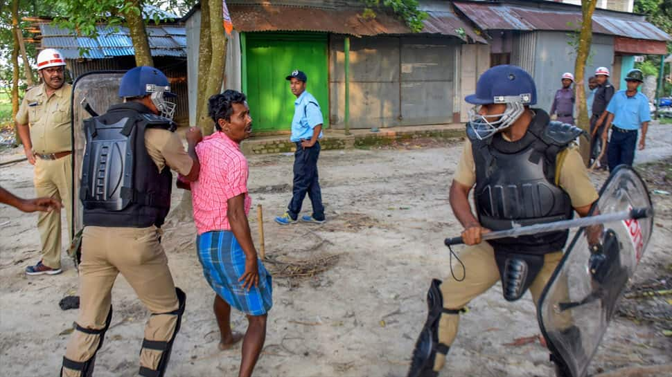 Post poll clashes continue to rock West Bengal