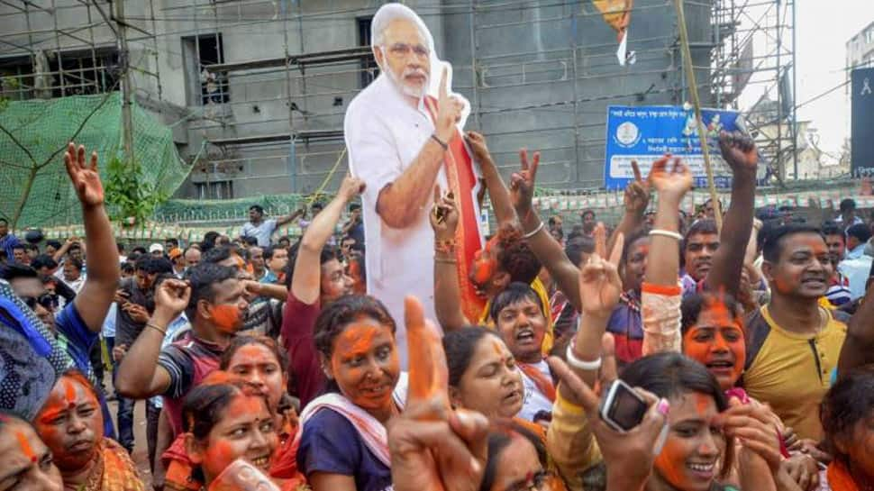 Leads suggest BJP may form government in Karnataka