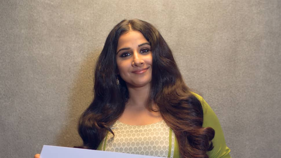 Vidya Balan feels every woman has the power of hundred within herself