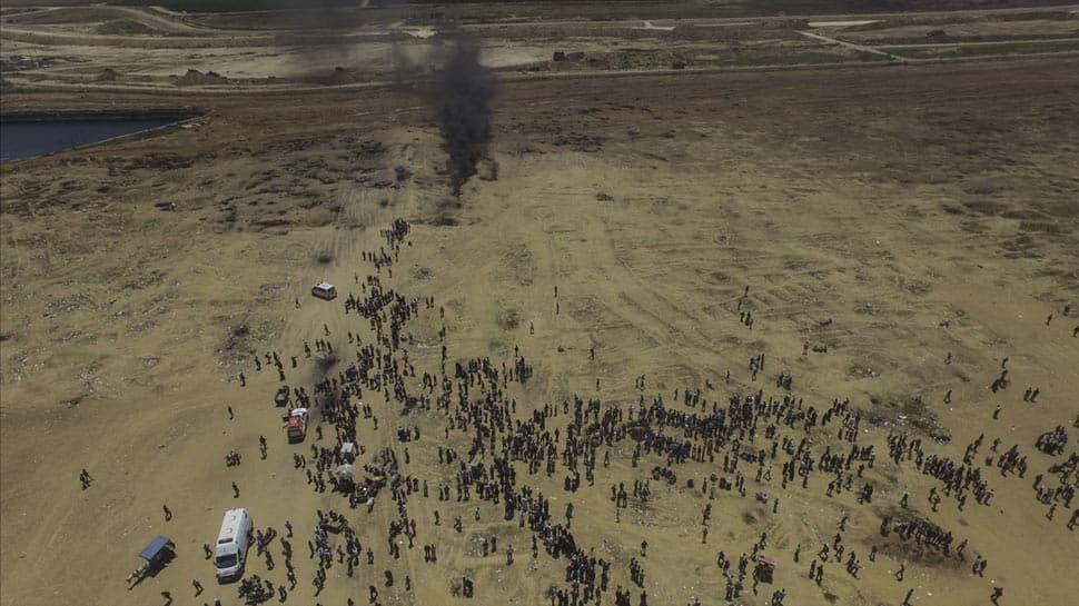 Rocket warning siren in southern Israel was false alarm: Israeli military