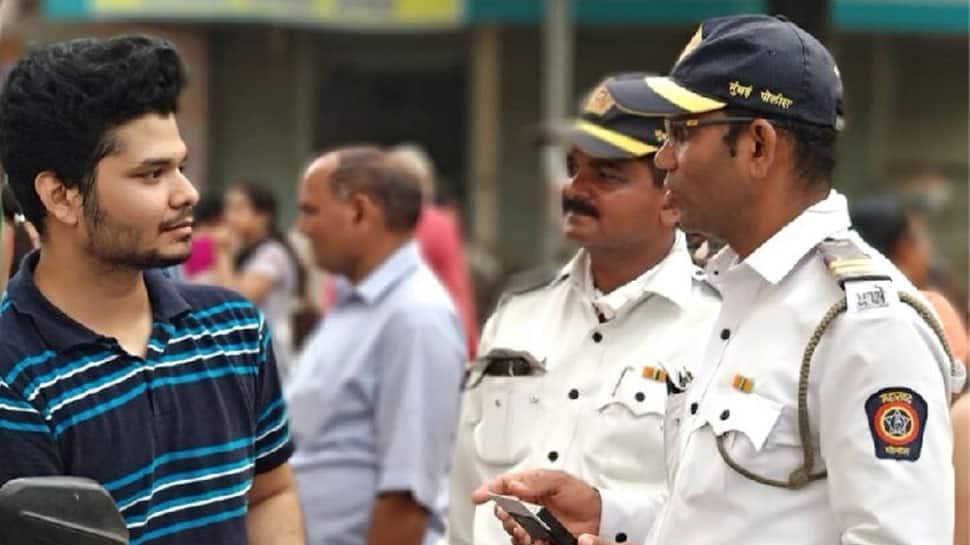 Mumbai Police goes filmy on Twitter with 'Ghar se nikalte hi, kuch door chalte hi'