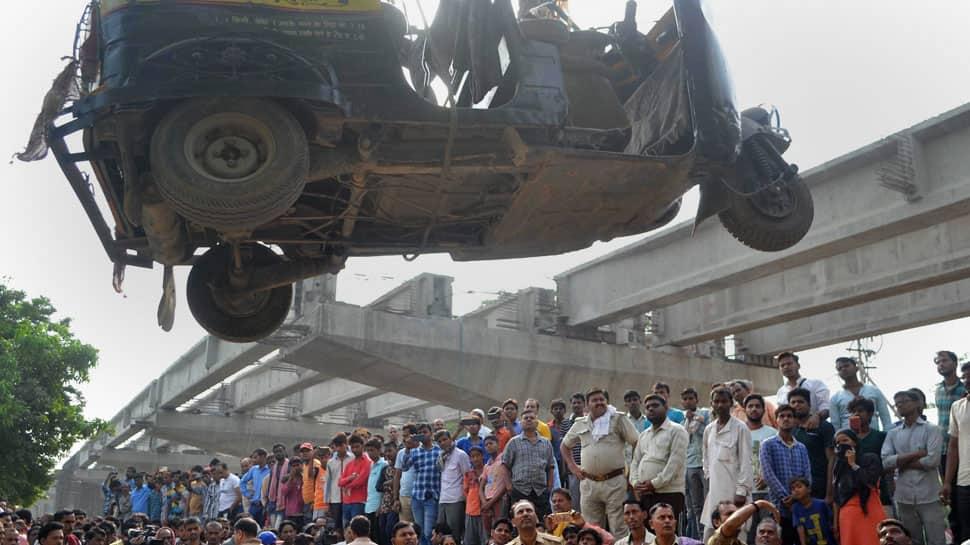 Varanasi flyover collapse: Survivors recall the horror as probe begins