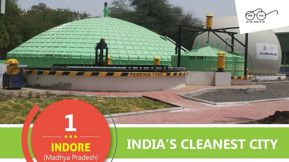 Swachh Survekshan 2018: Indore is India's cleanest city, followed by Bhopal and Chandigarh