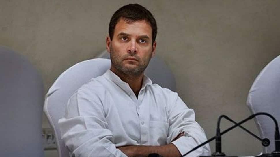 Rahul Gandhi to embark on 2-day tour of Chhattisgarh