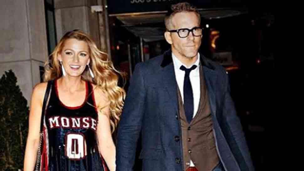 Blake Lively gets 'Deadpool' nail art for Ryan Reynolds