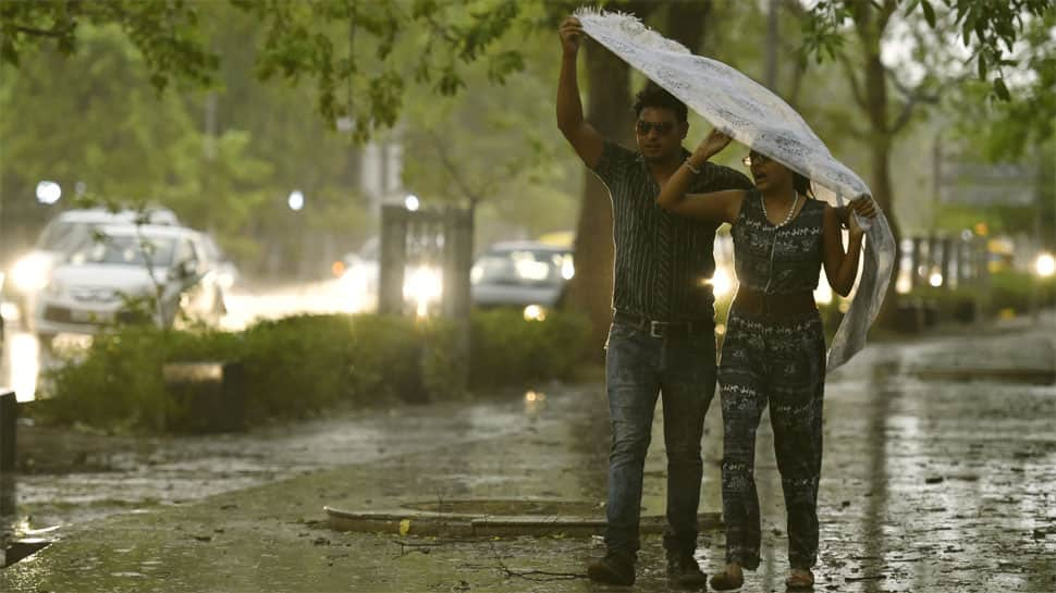 IMD issues warning of thunderstorm and strong winds in Punjab, Haryana, UP, Delhi for next three days