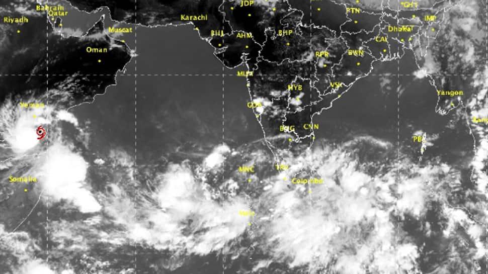 Cyclone Sagar forms over Gulf of Aden