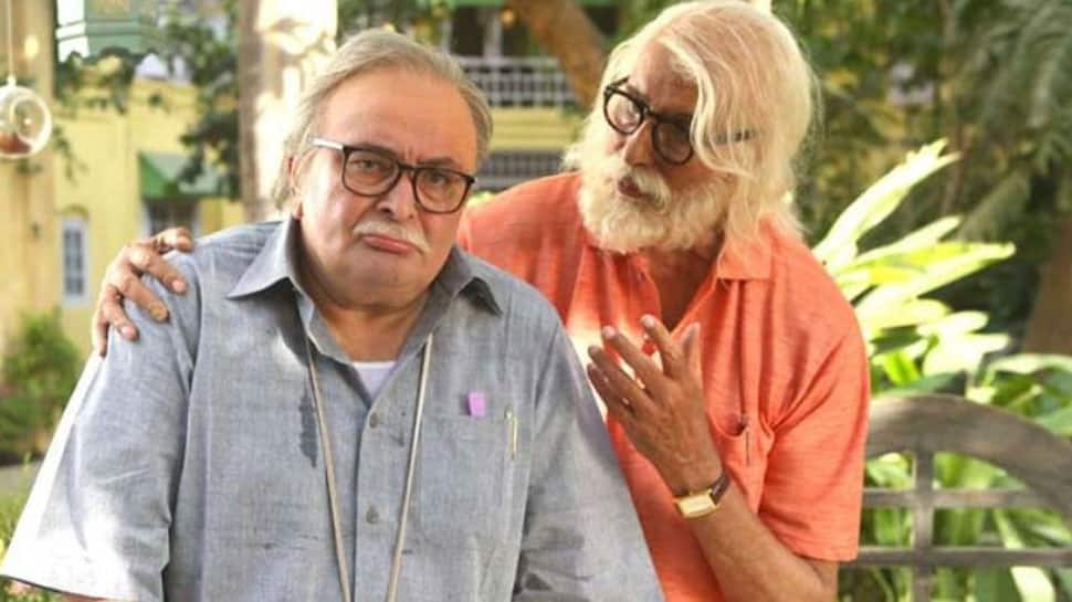 102 Not Out Box Office collections: Amitabh Bachchan-Rishi Kapoor's superhit jodi earns Rs 40 cr