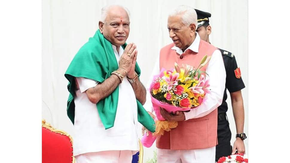 Karnataka government formation: BS Yeddyurappa takes oath and other top developments