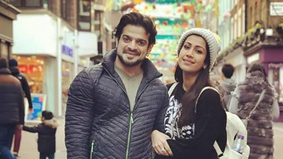 Karan Patel and Ankita Bhargava join the 'creative' bandwagon to announce the arrival of their baby- See inside