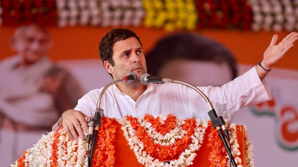 'Divisive' BJP making people fight among themselves: Rahul Gandhi