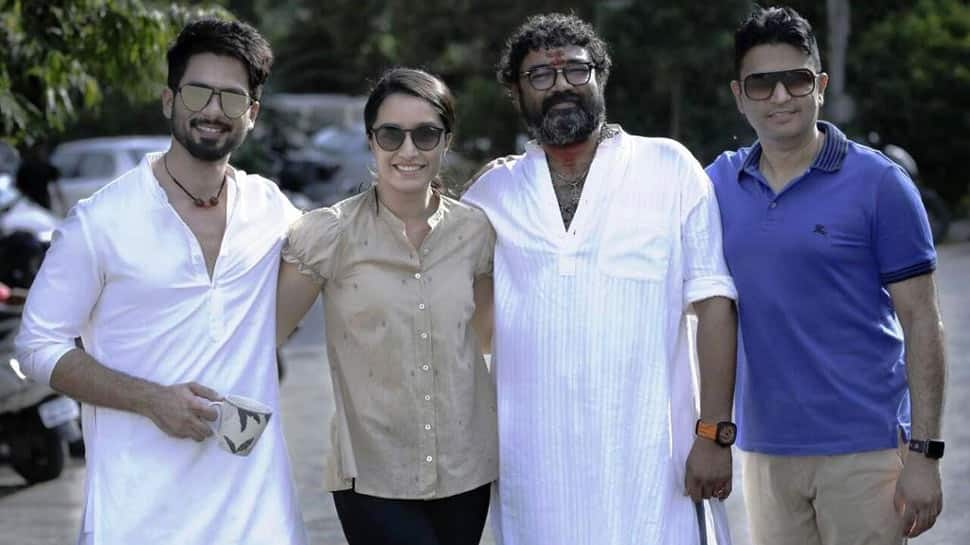 Shahid Kapoor's Batti Gul Meter Chalu shooting resumes