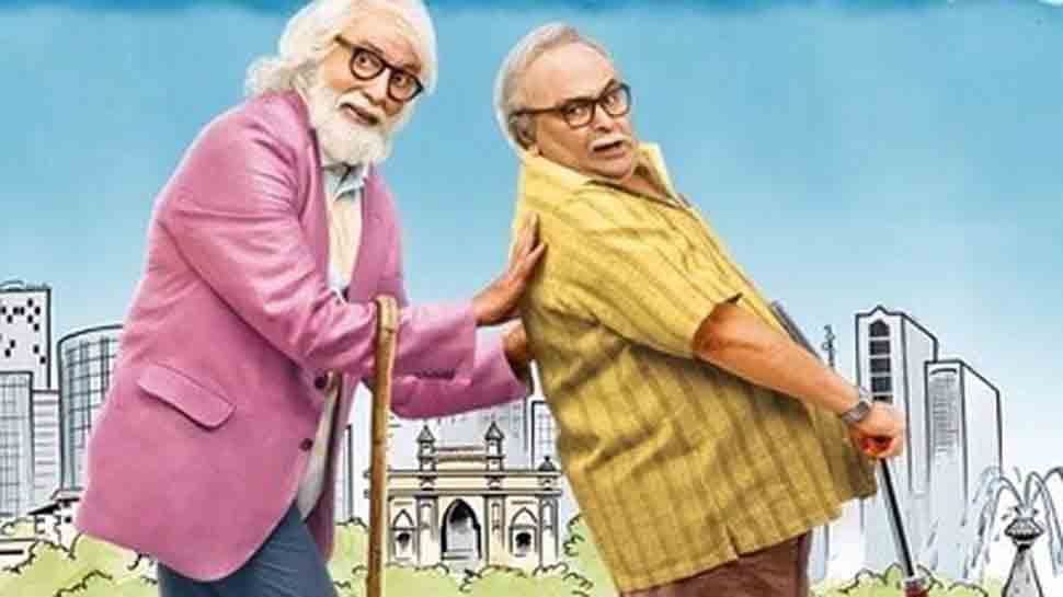 Amitabh Bachchan-Rishi Kapoor's 102 Not Out continues its steady run at Box Office