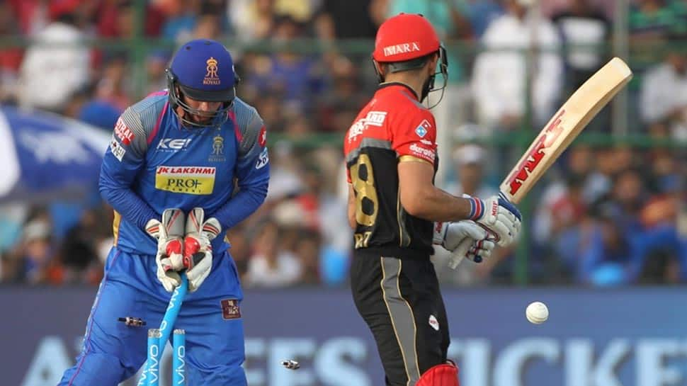 IPL 2018: Shreyas Gopal-inspired RR dash RCB's play-off hopes with big win in Jaipur