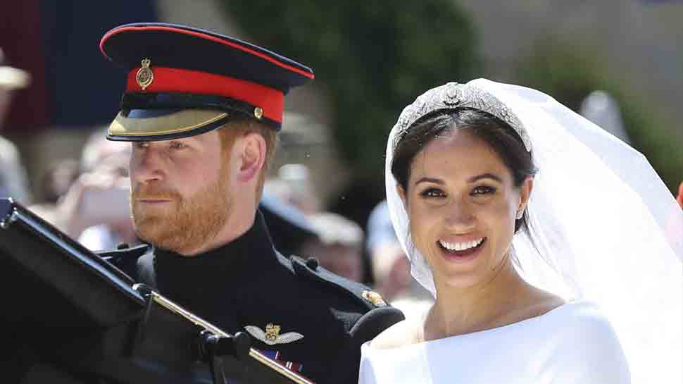 Prince Harry's ex-girlfriends, Chelsy Davy, Cressida Bonas attend royal wedding