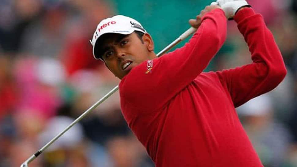 Anirban Lahiri cards 67 despite missing putts in Dallas Round 2, lies 20th
