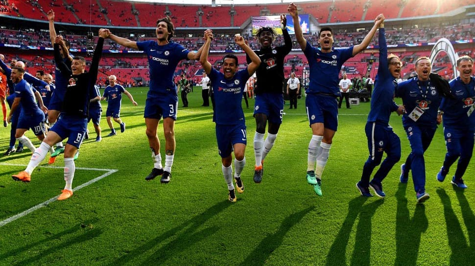 Chelsea edge Mancheter United in FA Cup final with Eden Hazard penalty
