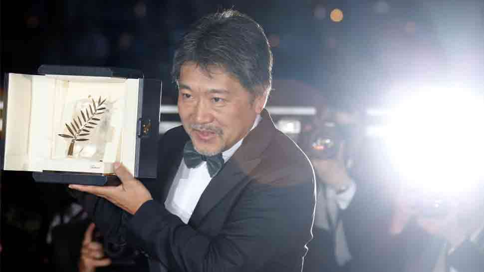 Japan wins Cannes top prize with 'Shoplifters' at politically charged fest