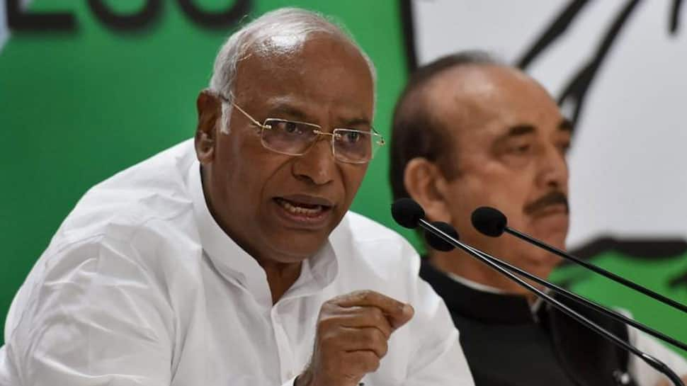 Karnataka government formation: There ought to be 'give and take' equation between Congress-JDS, says Mallikarjun Kharge