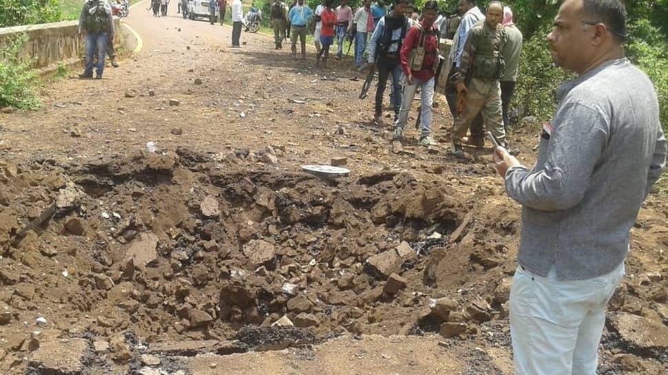 7 policemen killed in Naxal attack in Chhattisgarh's Dantewada; CM Raman Singh terms it 'cowardly'