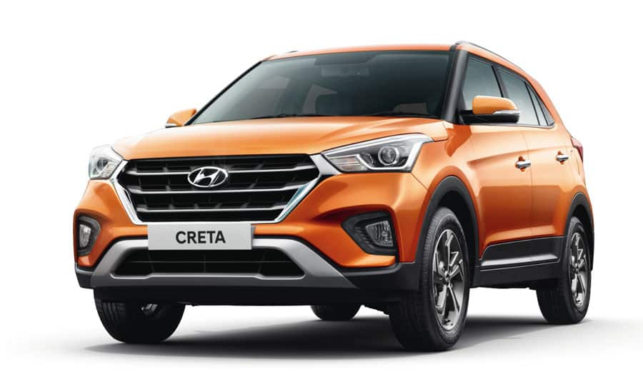 Hyundai Creta facelift launched in India at Rs 9.44 lakh