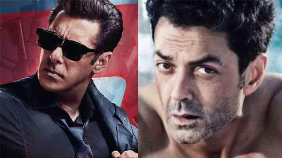 Salman Khan to produce Bobby Deol's next film after 'Race 3'