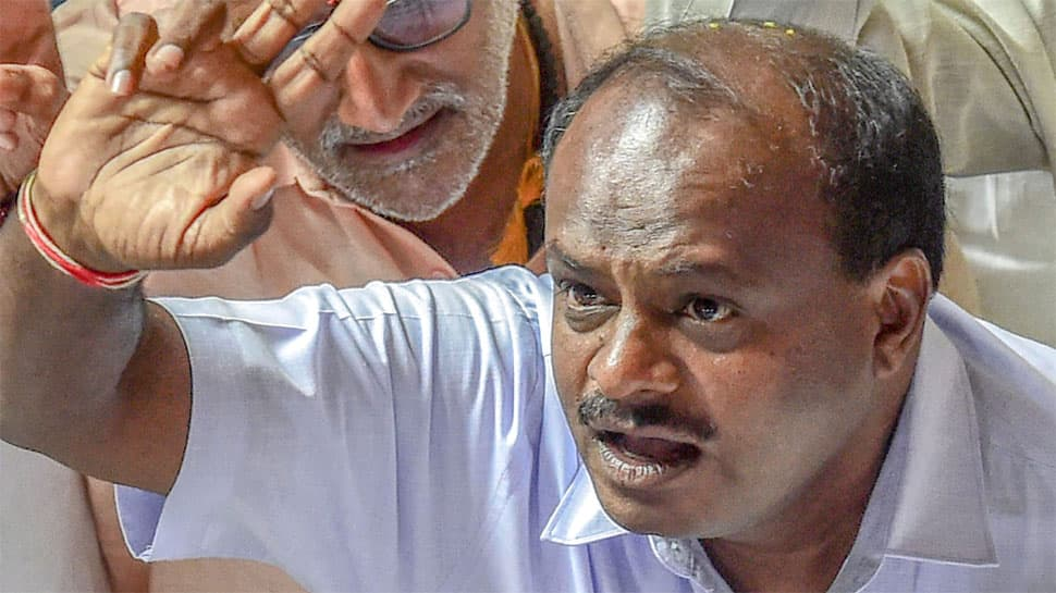 JDS leader Kumaraswamy to take oath alone on May 23: Sources