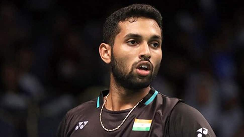 Led by HS Prannoy, India demolish Australia in Thomas Cup