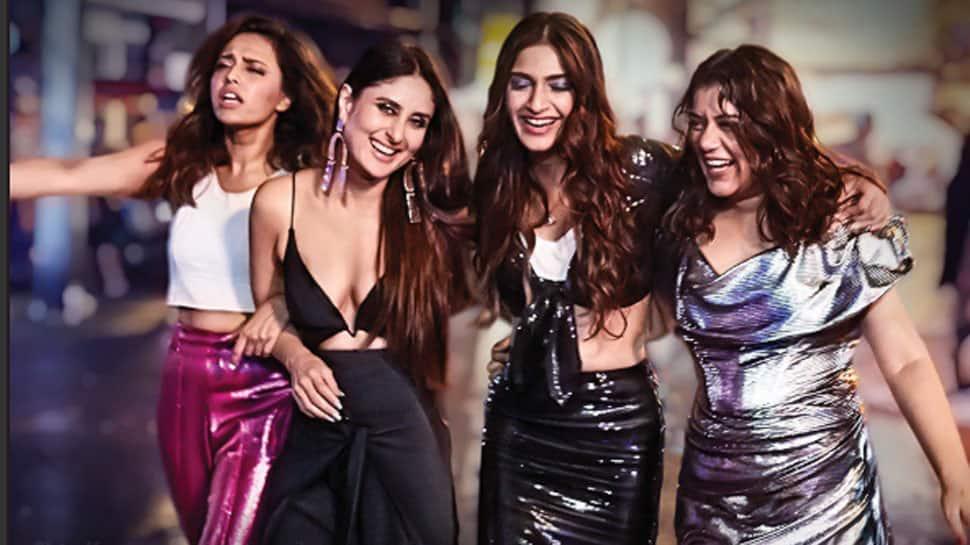 Laaj Sharam song: Kareena, Sonam and gang show their crazy side—Watch