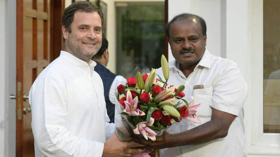 Karnataka government formation: Congress will have 22 ministers in Kumaraswamy's Cabinet, JDS 12