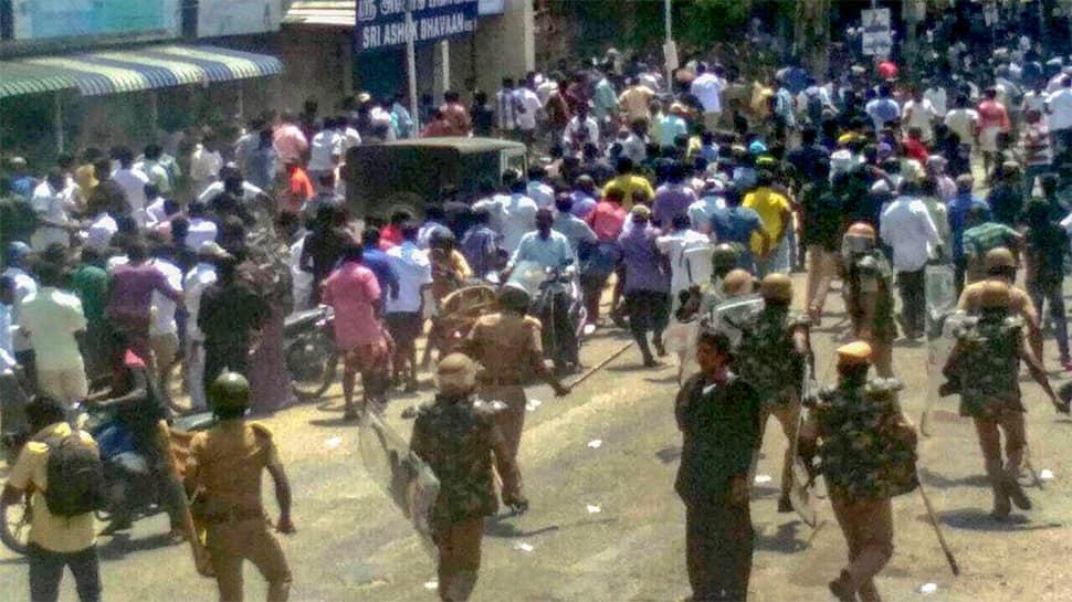 Tamil Nadu government appoints retired Judge Aruna Jagadeesan to probe police firing during anti-sterlite protest