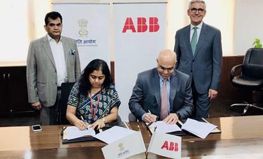 NITI Aayog, ABB India partner to make India AI-Ready