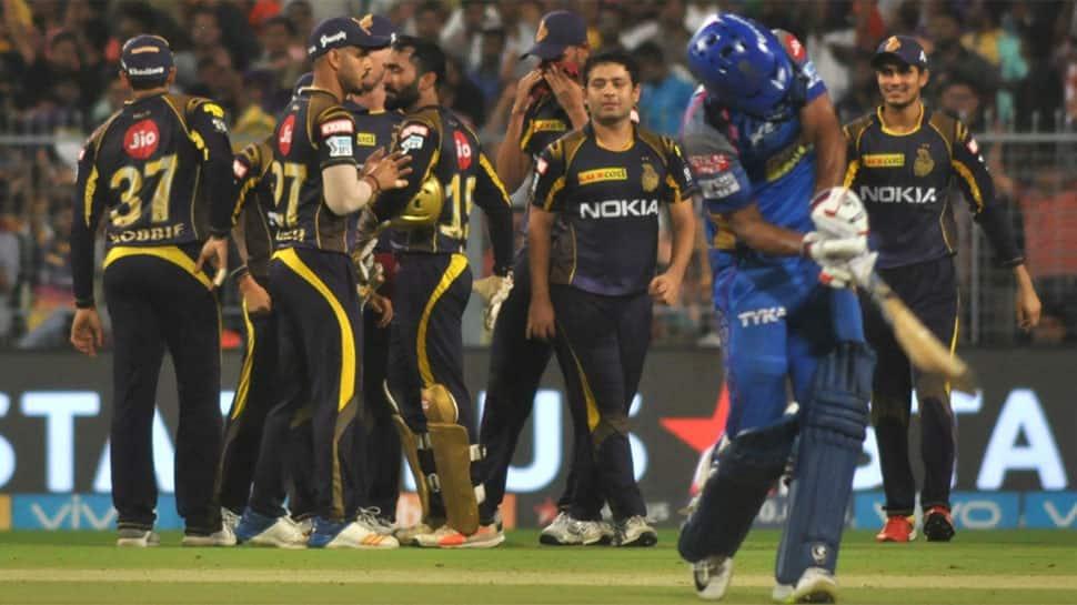IPL 2018: KKR enter Qualifier-II with 25-run win over RR