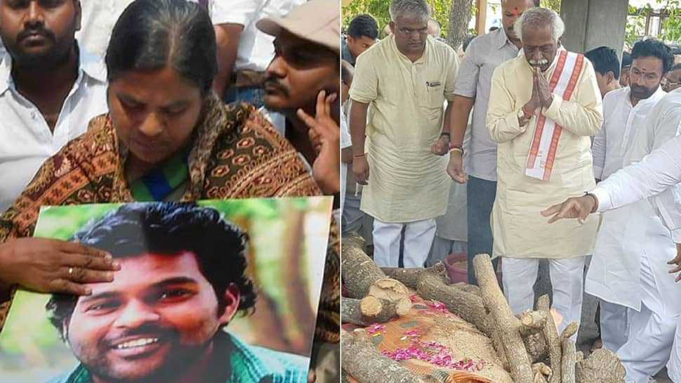I know the pain of losing a son: Rohith Vemula's mother offers condolences to BJP leader Bandaru Dattatreya on son's death