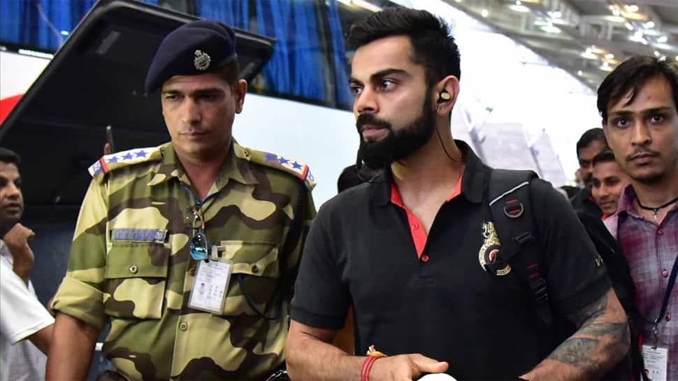 Virat Kohli has slipped disc, may miss Surrey stint: Report