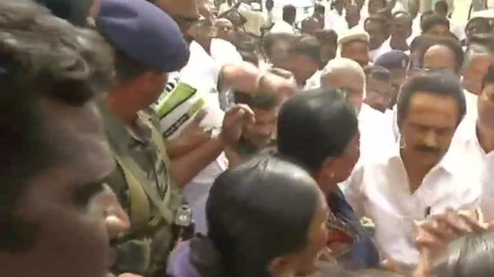 Anti-Sterlite protest: DMK demands CM's resignation, calls for TN bandh